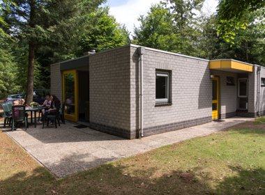 Wheelchair accessible bungalow het Edelhert
