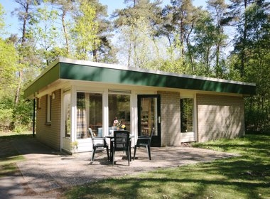Rolstoeltoegankelijke bungalow Sirius