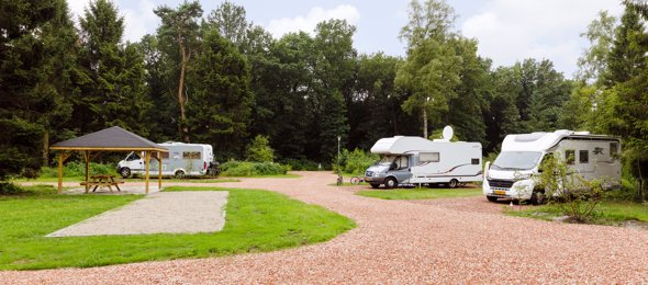 RCN de Roggeberg | Camper pitch