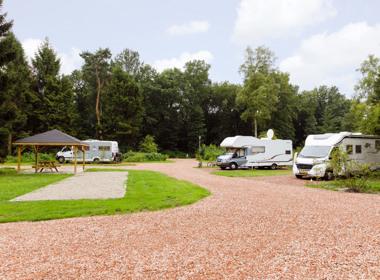 RCN de Roggeberg   Camperplaats