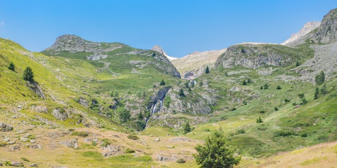 Vakantiepark in Alpe d'Huez