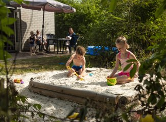 Kinder-Bungalow de Bonte Specht