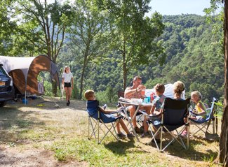 RCN les Collines de Castellane | Camping pitch