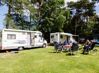RCN Zeewolde | Camper pitch