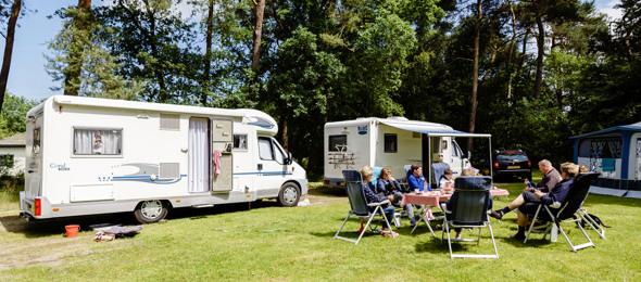 RCN Zeewolde | Emplacement camping-car