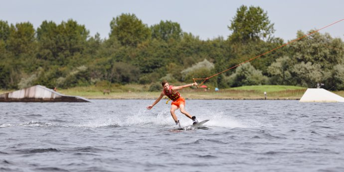 Waterskibaan