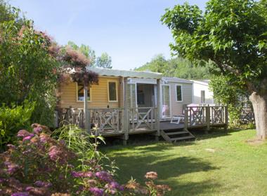 Mobile home Biron