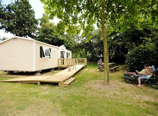 Wheelchair accessible mobile home Sardine