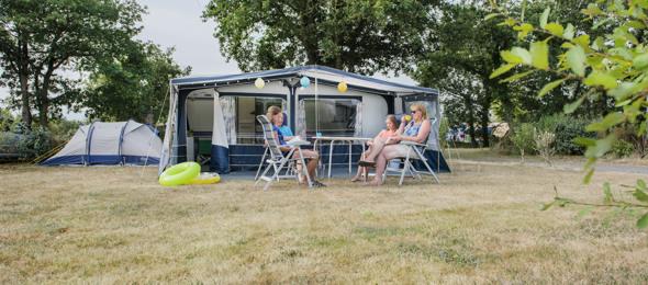 RCN la Ferme du Latois | Emplacement confort de camping