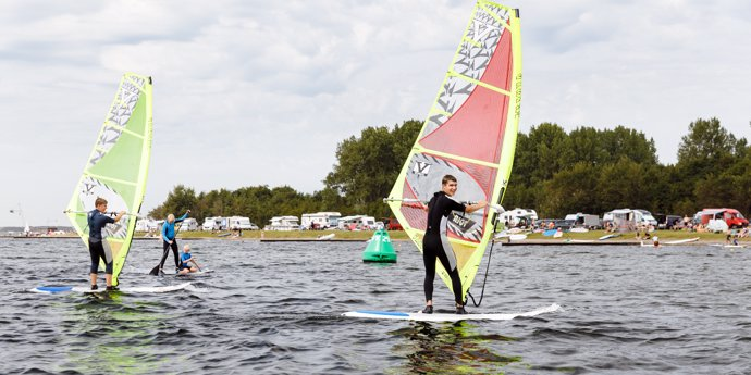 Windsurfschool