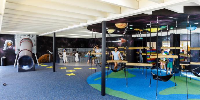 Indoor SpeelRuimte all-in | 4+ | €10