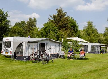 RCN de Roggeberg   Comfort kampeerplaats