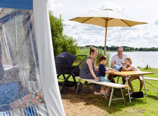 RCN Zeewolde | Comfort pitch