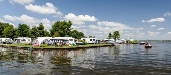RCN de Potten | Stellplatz am Campinghafen