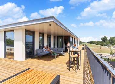 Group accommodation 't Wolderwijd