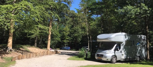 RCN het Grote Bos | Emplacement camping-car