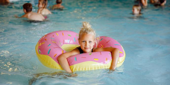 Campings met zwembad in Nederland