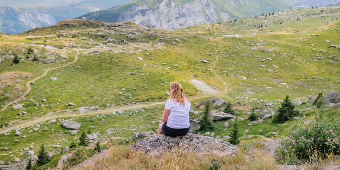 Bergen en ruige natuur
