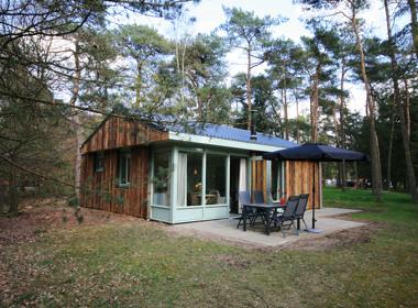 Wheelchair accessible bungalow Sterkenburg