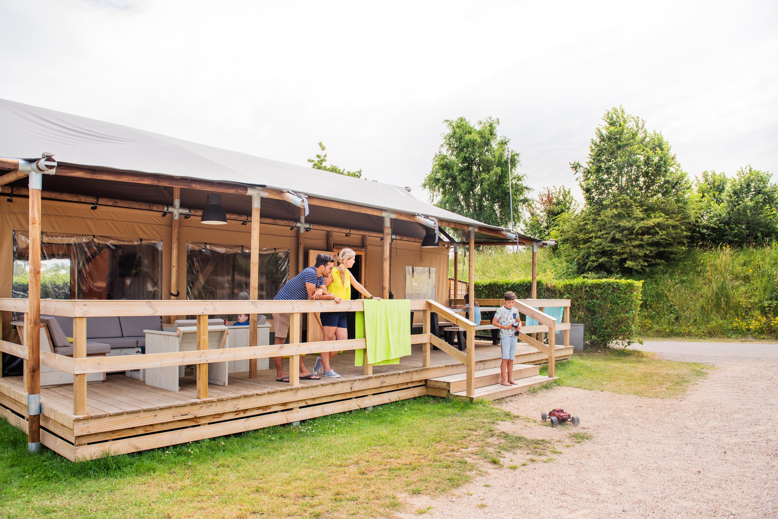 RCN Toppershoedje | Bungalowpark in Zuid Holland (Ouddorp)