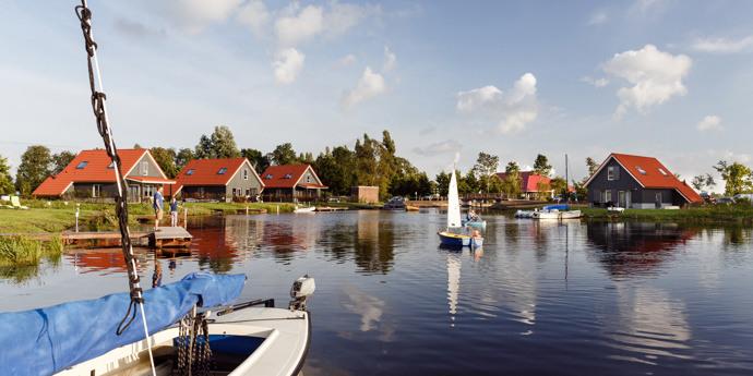 Bungalowparken in Friesland