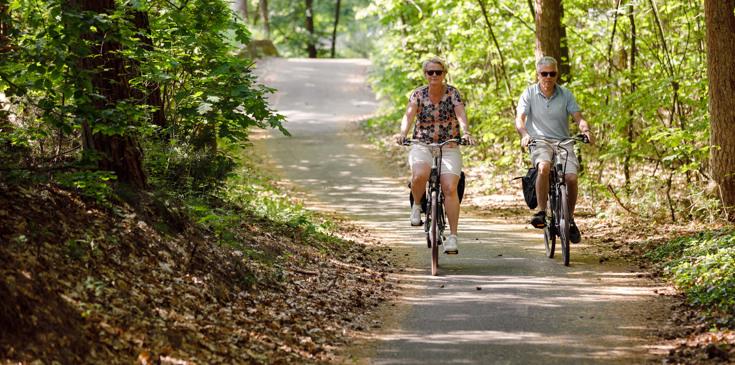 Wandel- en fietsevenementen
