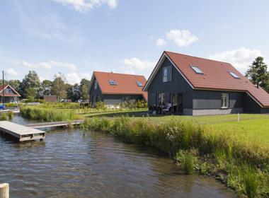 8p Logement au bord de l'eau de Zomertaling avec sauna