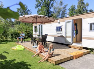 Mobile home de Wielewaal