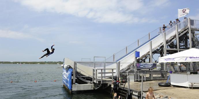 Waterjump