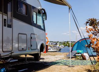 RCN Zeewolde | Camper Comfort Pitch