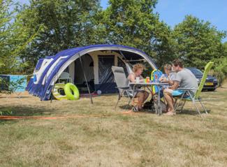 RCN la Ferme du Latois | Camping pitch
