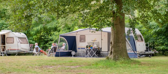 RCN het Grote Bos | Comfort kampeerplaats
