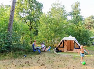 RCN de Noordster | Kampeerplaats