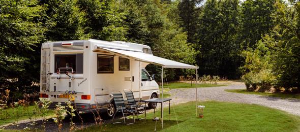 RCN de Jagerstee | Camperplaats