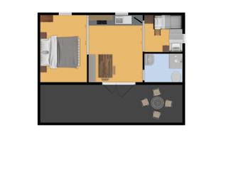 Rolstoeltoegankelijke mobil home de Zwaan